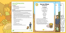 Harvest Busy Bag Resource Pack for Parents
