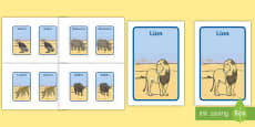 * NEW * IKEA Tolsby Safari Animal Group Prompt Frame