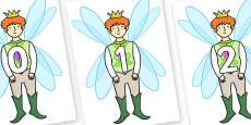 Numbers 0-50 on Fairy Prince