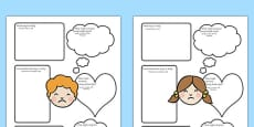 Bullying Activity Sheets Arabic Translation