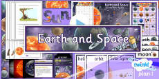 PlanIt - Science Year 5 - Earth and Space Unit: Additional Resources