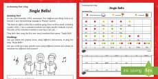 Jingle Bells Activity Sheet