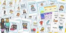 Parents Visual Timetable Resource Pack