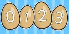 0-31 on Eggs