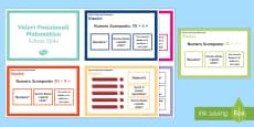 Valore Posizionale Esercizi Matematica Attività