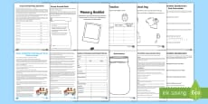 * NEW * Transition Group Session Resource Pack