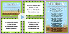 Savez vous planter des choux ? Nursery Rhyme