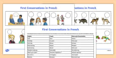 First Conversations in French