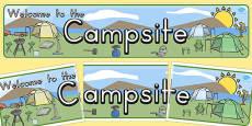 Australia - Australia Campsite Display Banner