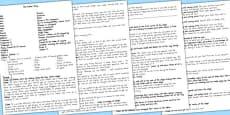 Australia - Easter Story Play Script
