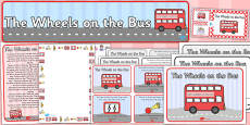 Wheels on the Bus Pack