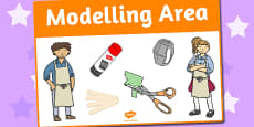 Modelling Area Sign
