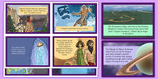 Creation Stories Fact Cards