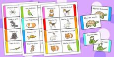 Pets Loop Cards