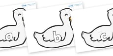 Phase 2 Phonemes on Mother Duck