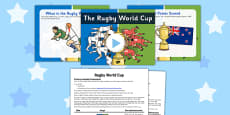 Rugby World Cup Assembly PowerPoint Pack
