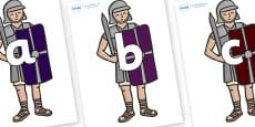 Phoneme Set on Roman Legionaries