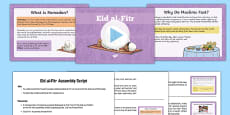 Eid al-Fitr Assembly Pack