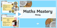 Maths Mastery Year 3 Money PowerPoint