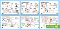 Year 1 Spring 2 Maths Activity Mats