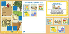 Pancake Day Interactive Poster and Prompt Card Pack