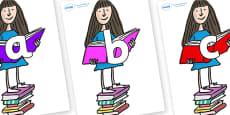 Phoneme Set on Matilda to Support Teaching on Matilda