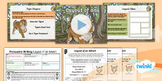 PlanIt Y6 Animals: The Tyger Lesson Pack Persuasive Writing 3