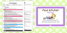 Petal Soup EYFS Mud Kitchen Plan and Prompt Card Pack