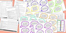 2014 Curriculum KS1 Science Assessment Pack
