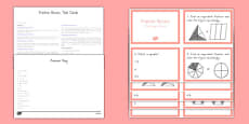 Common Core Multiplication Word Problems Task Cards
