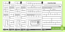 Crack the Code Activity Sheet