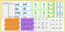 Parents Phonics Screening Check Resource Pack