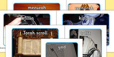 Jewish Artefacts Photo Pack