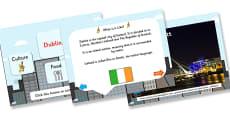 Dublin Information PowerPoint