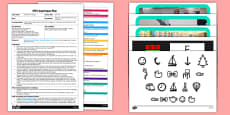 Eye Test EYFS Adult Input Plan and Resource Pack