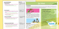 PlanIt - Geography KS1 - Our School Planning Overview