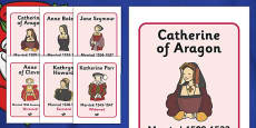 Henry VIII Six Wives Posters