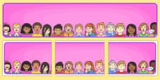 Editable Banner Emotions