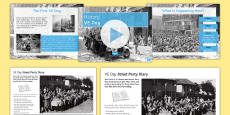 * NEW * VE Day 2017 PowerPoint Pack