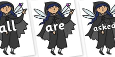Tricky Words on Evil Fairy