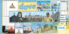 PlanIt - RE Year 4 - Christianity Additional Resources