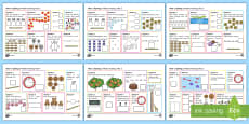 Year 1 Spring 1 Maths Activity Mats
