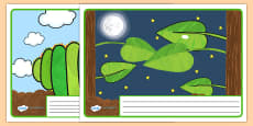 Story Sequencing (Editable Captions) to Support Teaching on The Very Hungry Caterpillar