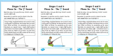 * NEW * NI Linguistic Phonics Stage 5 and 6 Phase 3a, 'f' Sound Activity Sheet