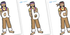 Phoneme Set on Native Americans