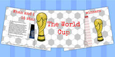 Football World Cup Informative PowerPoint
