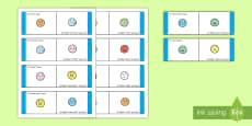Mothúcháin Loop Cards Gaeilge