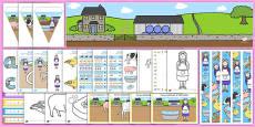 Washerwoman Resource Pack