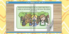 Hansel and Gretel eBook