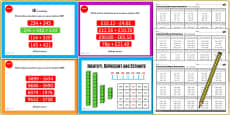 Year 4 Identify Represent Estimate Lesson 5 Estimating Calculations Teaching Pack